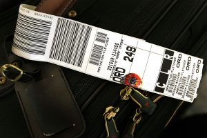 This Is How Those Airline Luggage Tags Get Your Bags to the Right Place