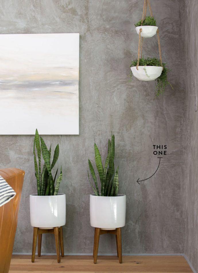 Antique Plant Stand Indoor