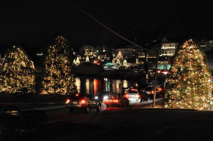 McAdenville, North Carolina Christmas