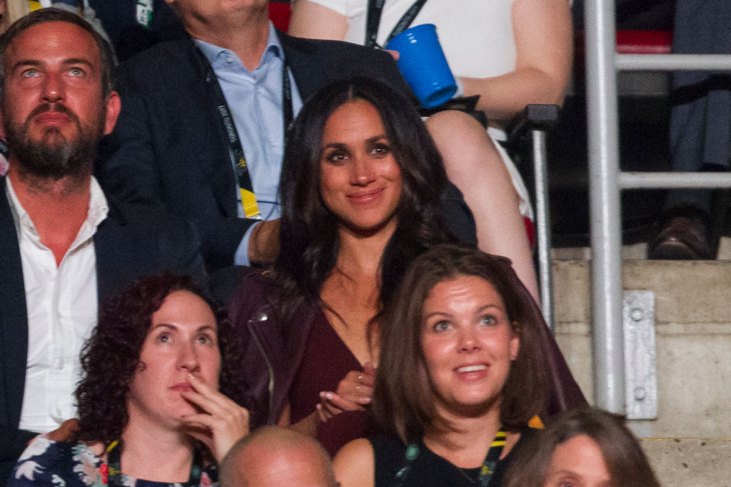 Meghan Markle at the Invictus Games