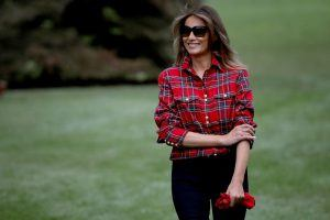 Melania Trump's Daily Eating Habits and Her Favorite Indulgence, Revealed