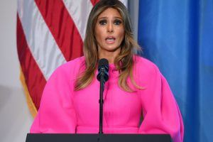 This 1 Thing From Melania Trump's Past Is Now Haunting Her as First Lady