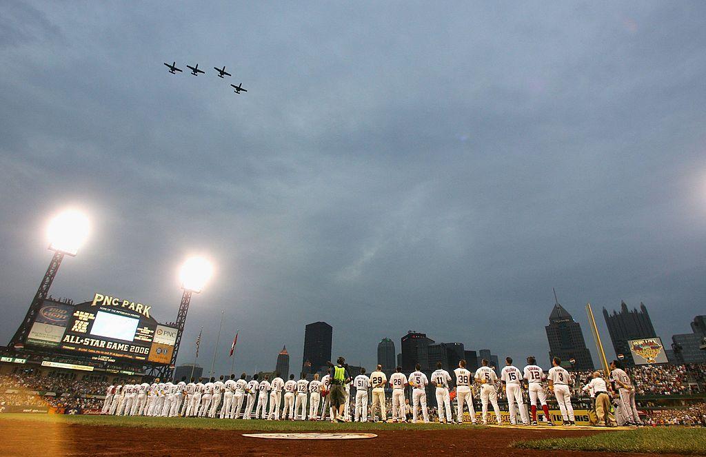 MLB national anthem