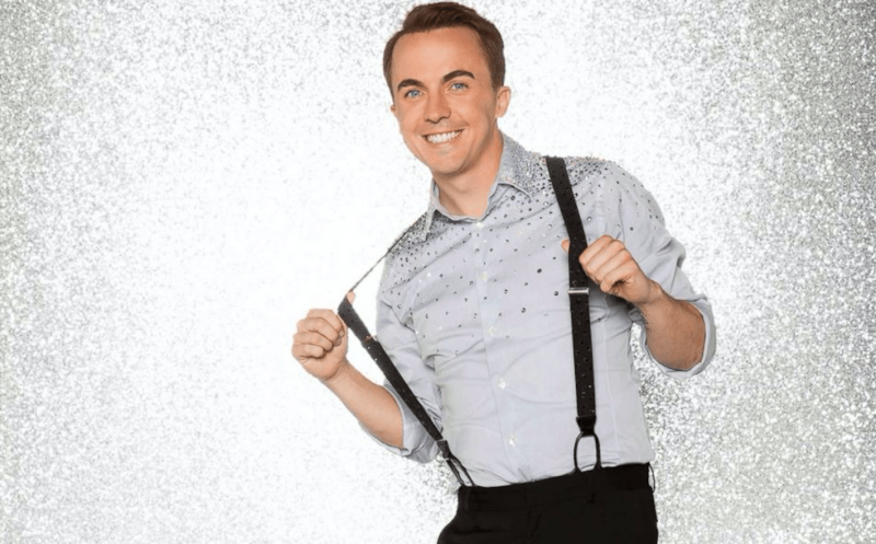 Frankie Muniz on Dancing with the Stars