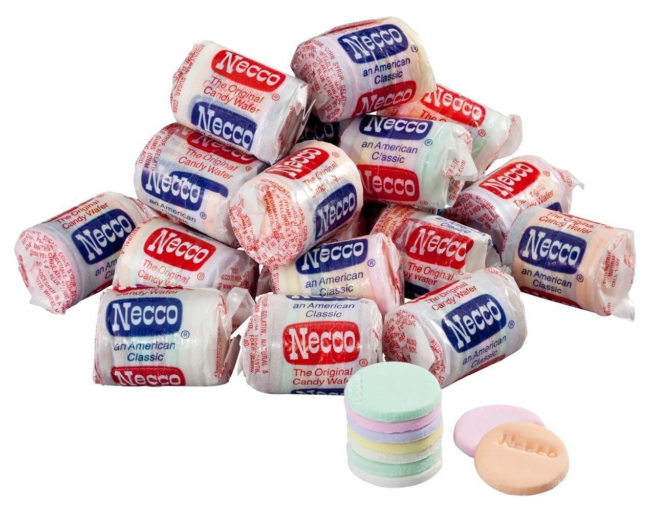 Necco Wafer Candy