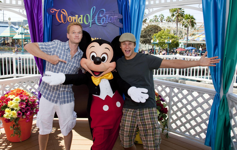 Neil Patrick Harris Disney