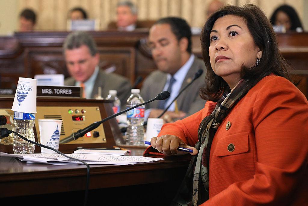 Rep. Norma Torres