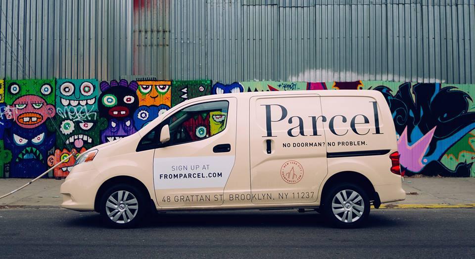 Parcel delivery service