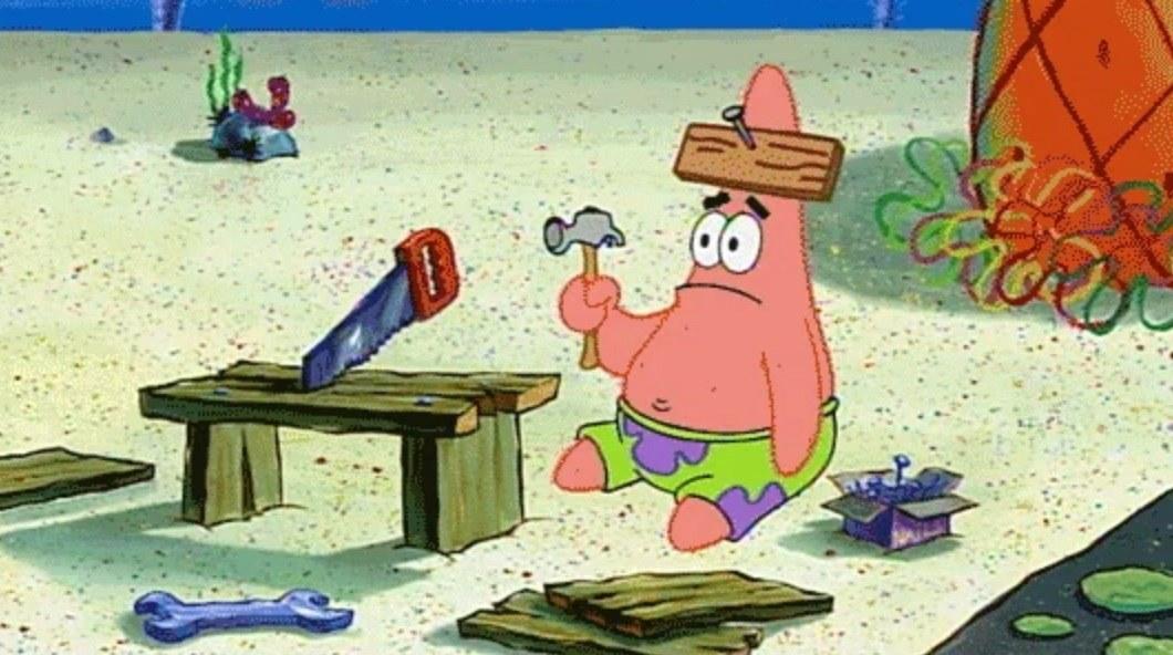 """scene from """"Sponge Bob"""""""