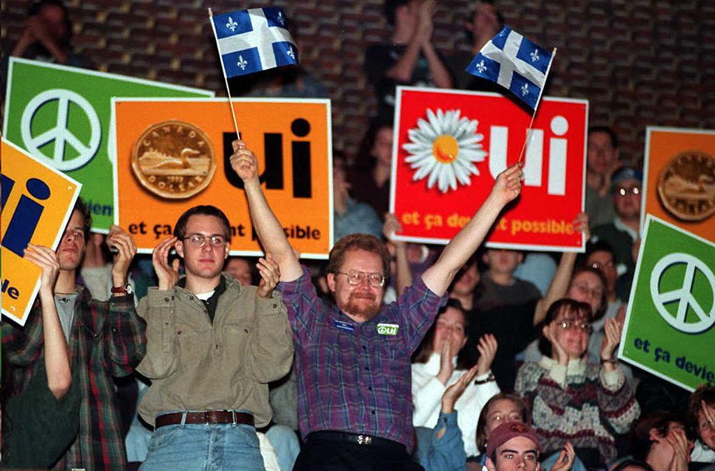 Quebec independence