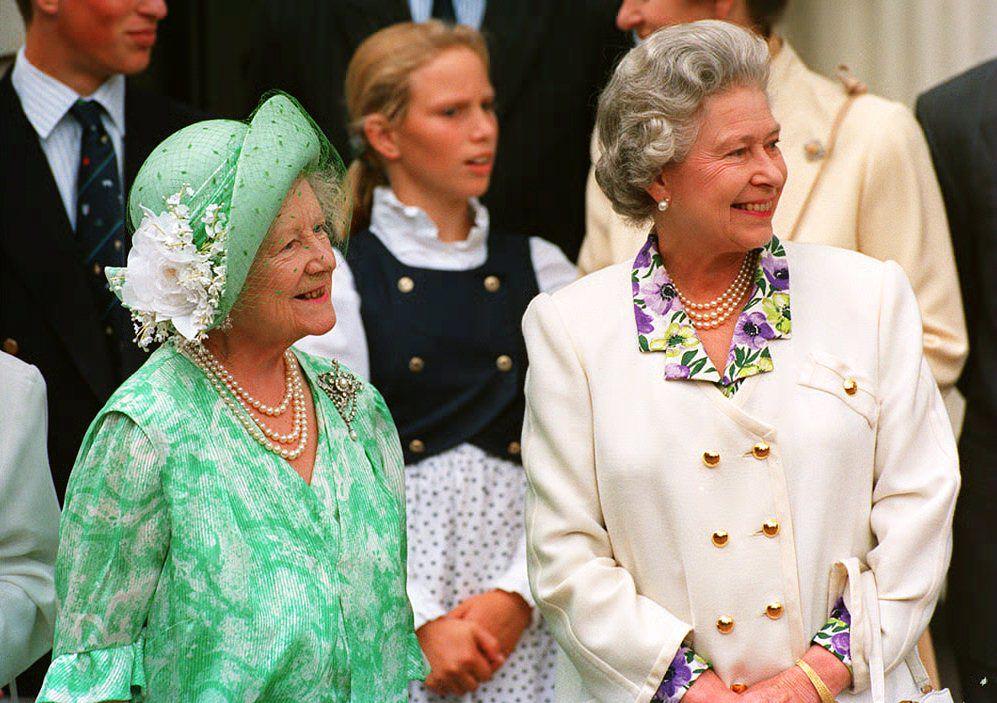 Queen mother elizabeth