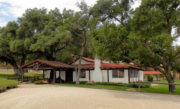Ronald Reagan Ranch home