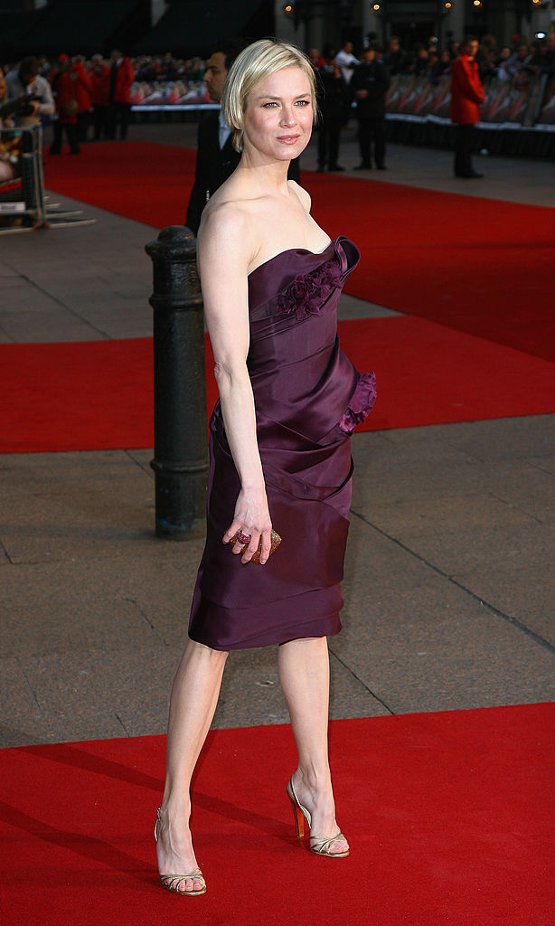 Renee Zellweger in Marchesa
