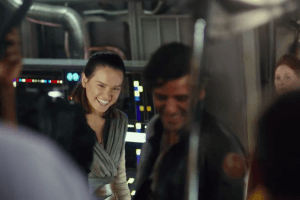 'Star Wars: The Last Jedi' New Video Teases First Meeting Between Rey and Poe