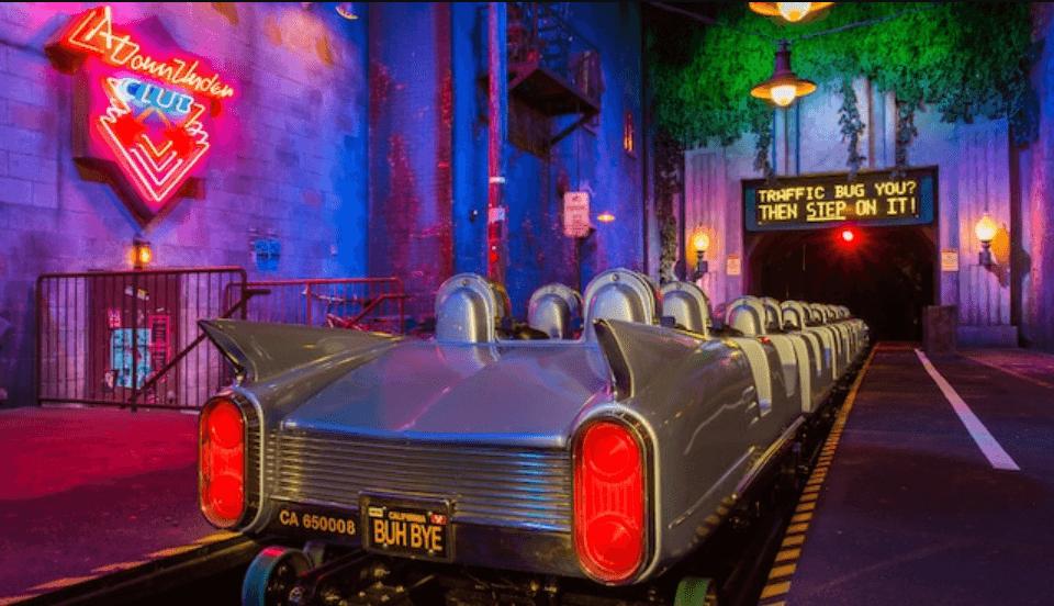 Disney Rock N Roller Coaster