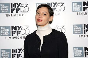 Twitter Users Outraged Over Rose McGowan Suspension