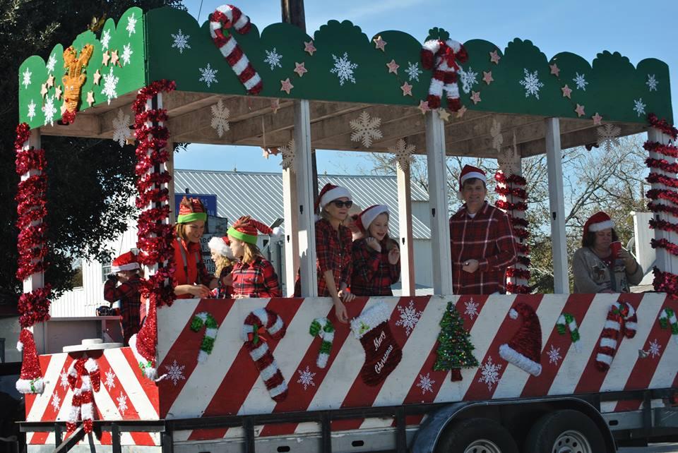 Round Top, Texas Christmas Parade