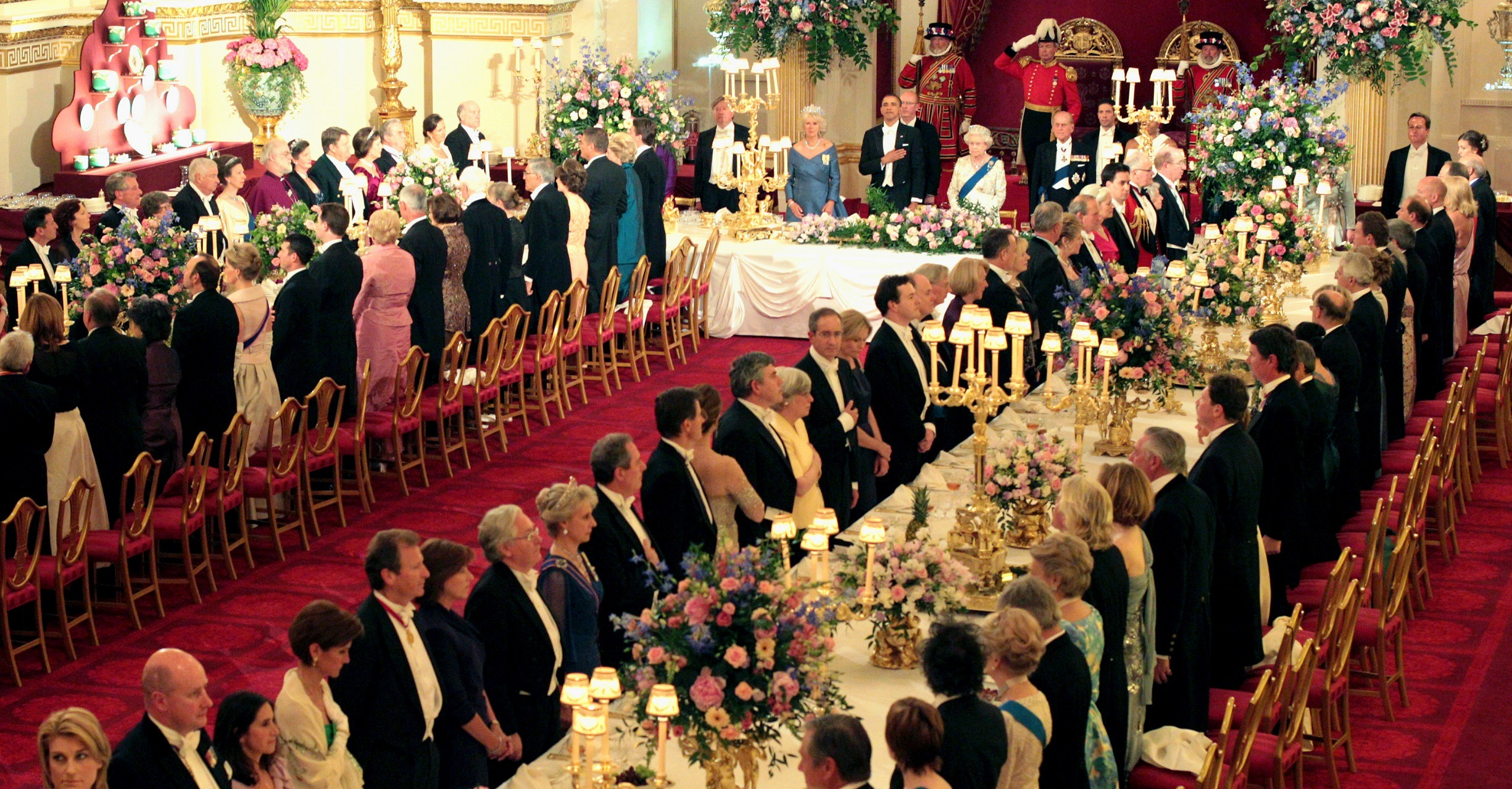 Royal Banquet