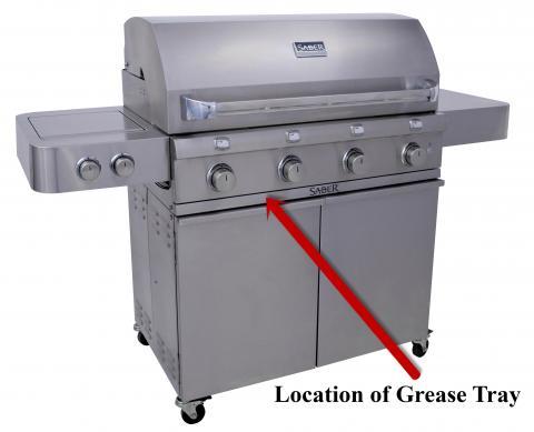 Saber grill