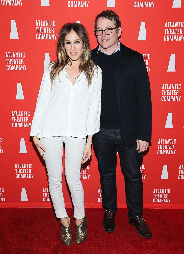 Sarah jessica Parker and Matthew Broderick