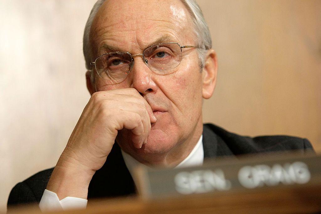 Senator Larry Craig