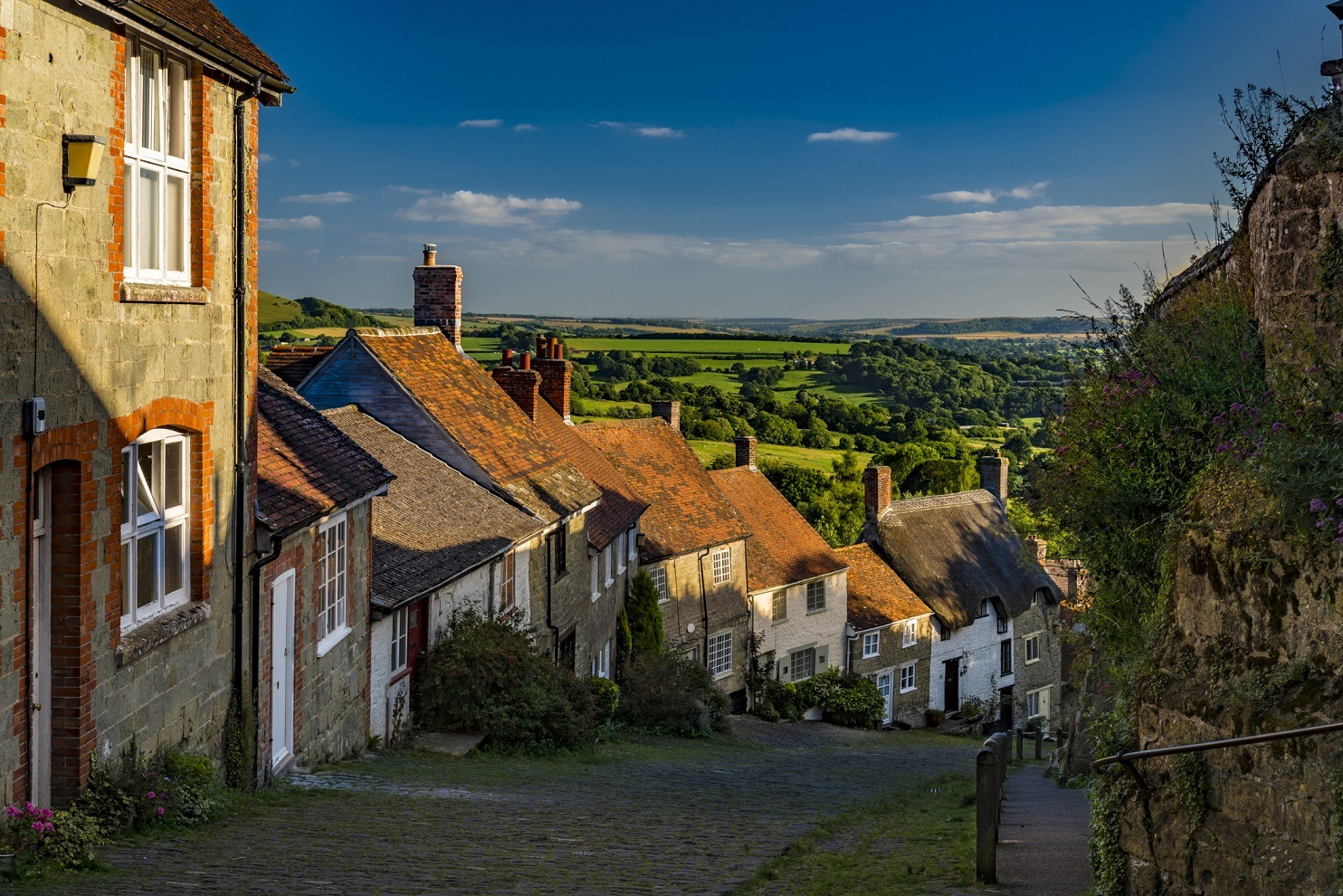 Shafetsbury, Dorset, England