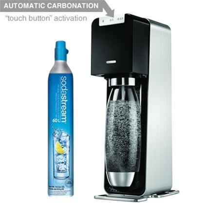 SodaStream Power Metal - Starter Kit