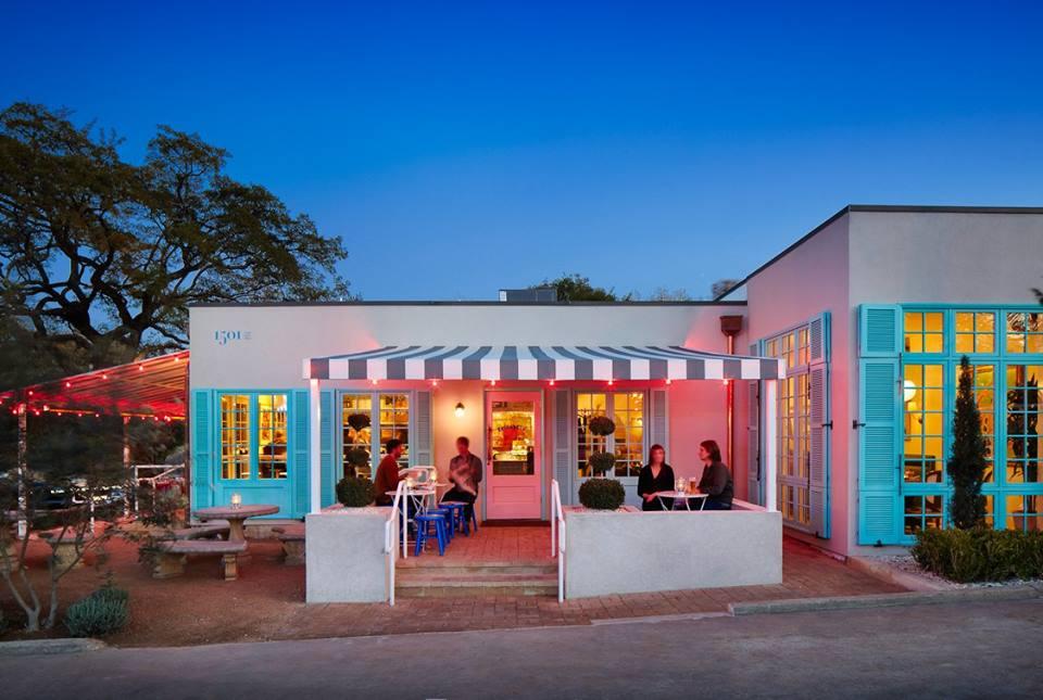 South First Street Austin, Elizabeth Street Cafe