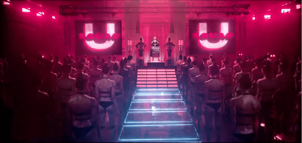 """Taylor Swift's presides over her squad in the """"Look What You Made Me Do video"""""""