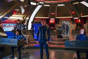 'Star Trek: Discovery': Jason Isaacs Has Something to Say to Fans Who Question Captain Lorca's Motives