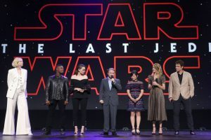 All the Stunning 'Star Wars' Secrets From 'The Last Jedi' Behind-the-Scenes Video
