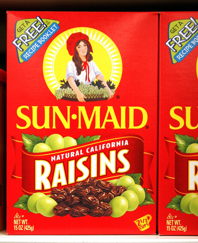 Box of Raisins