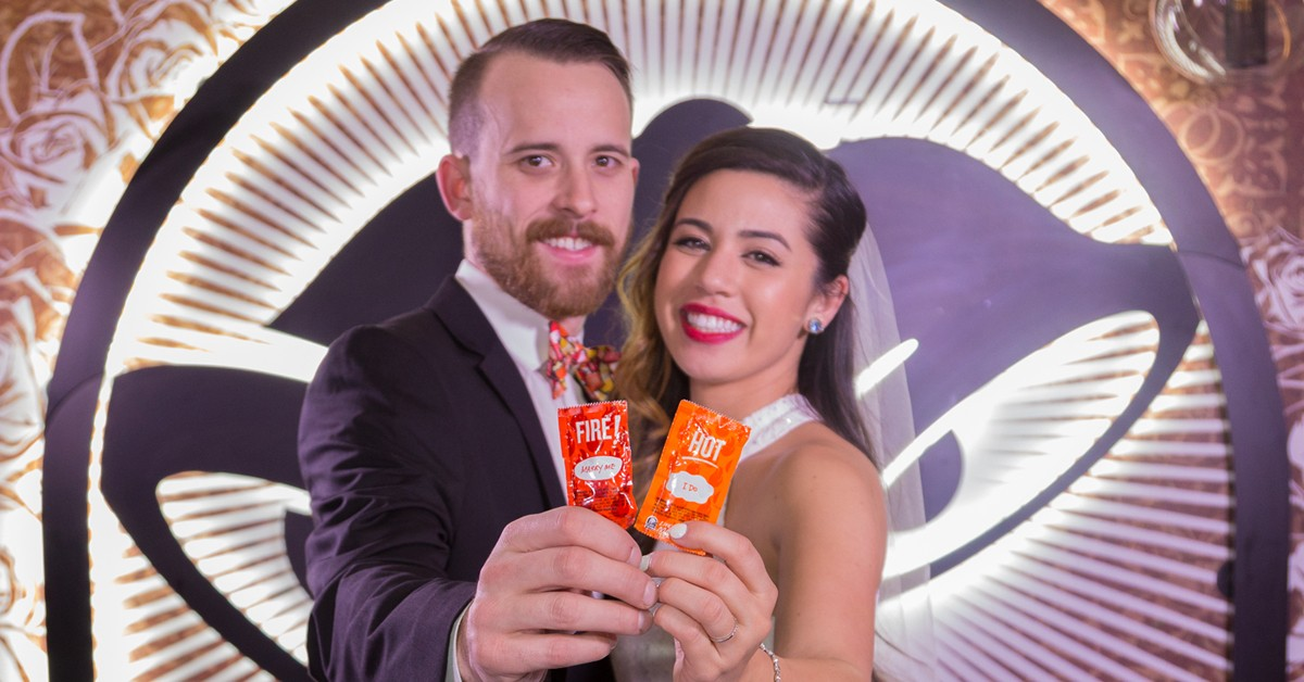 Taco Bell wedding chapel