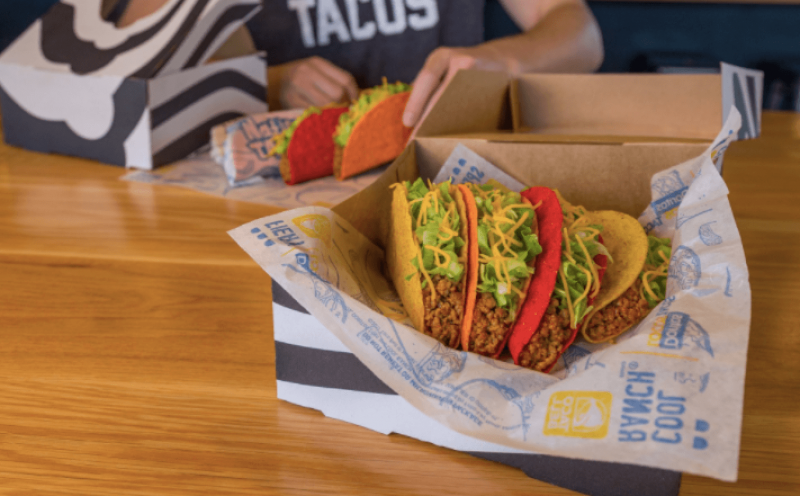 Taco Bell's National Taco Day deal