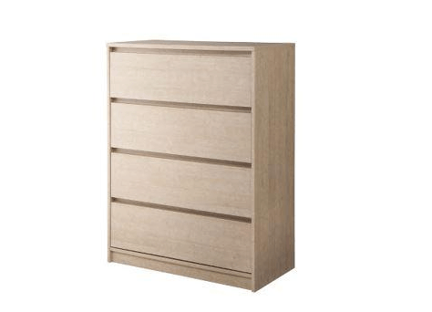 Target chest of drawers