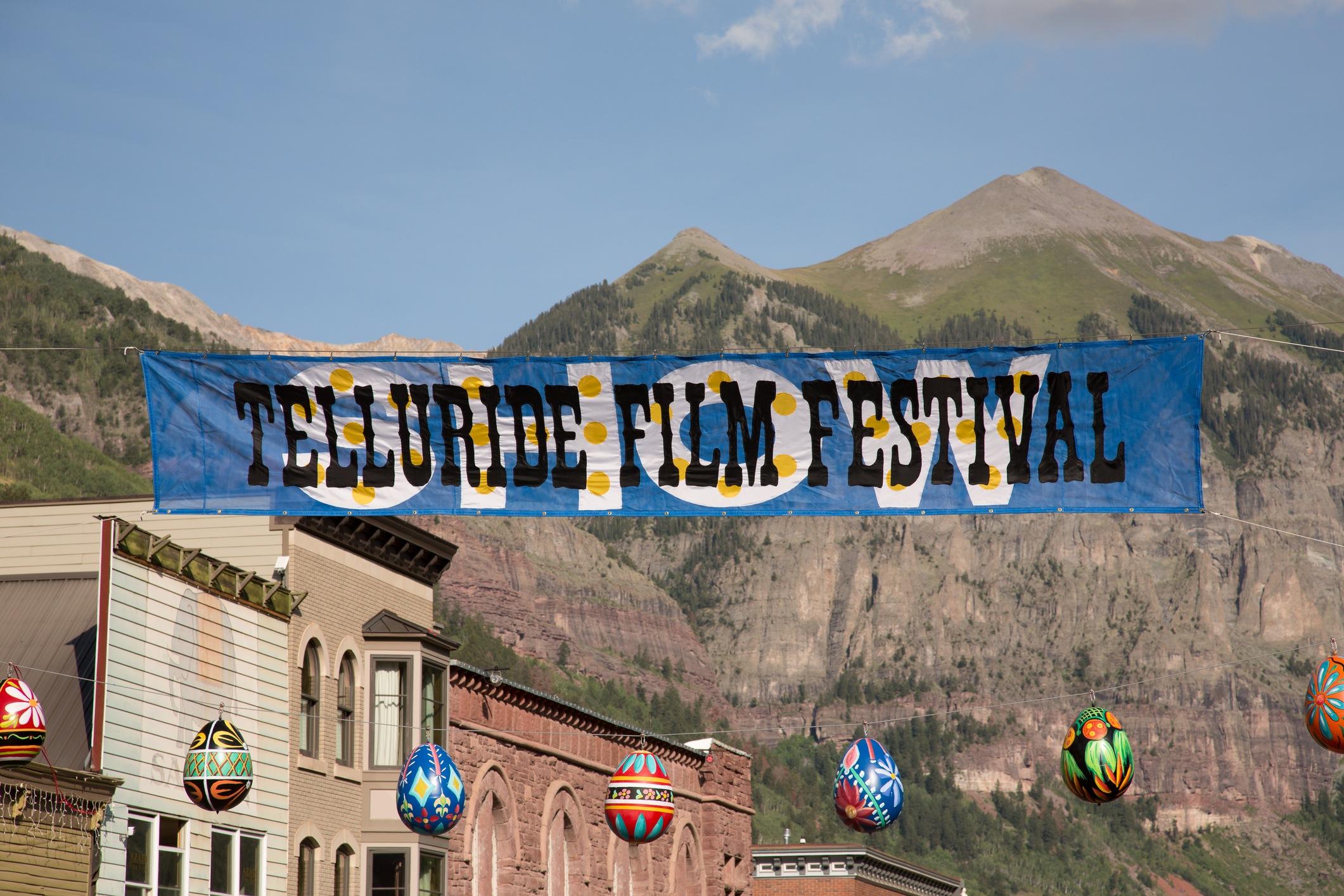 Telluride film festival