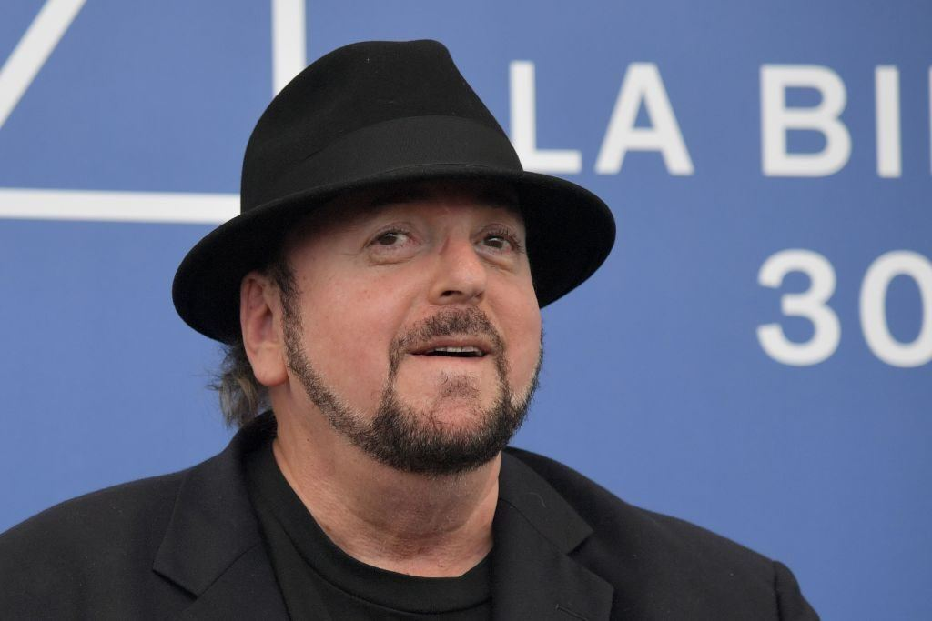 """Director James Toback attends the photocall of the movie """"The Private Life of a Modern Woman"""" presented out of competition at the 74th Venice Film Festival on September 3, 2017 at Venice Lido."""