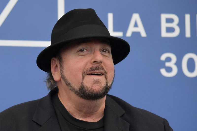 "Director James Toback attends the photocall of the movie ""The Private Life of a Modern Woman"""