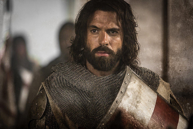 Tom Cullen in Knightfall