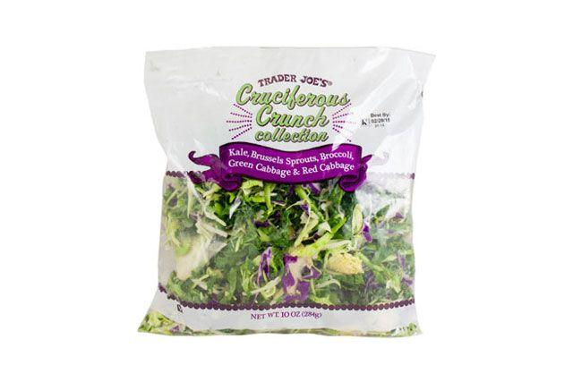 Cruciferous Crunch salad mix