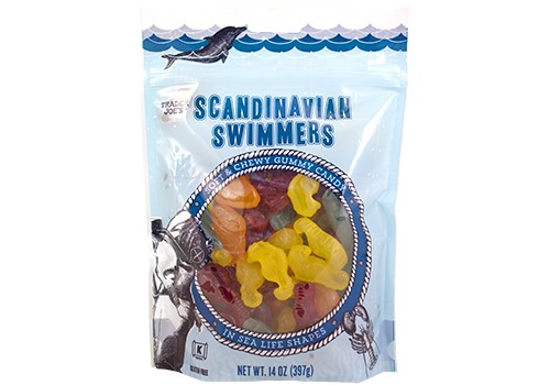 Scandinavian Swimmers Candy