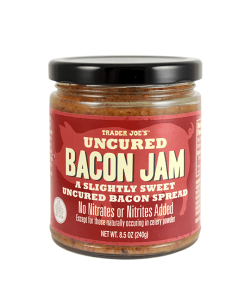 trader joes uncured bacon jam