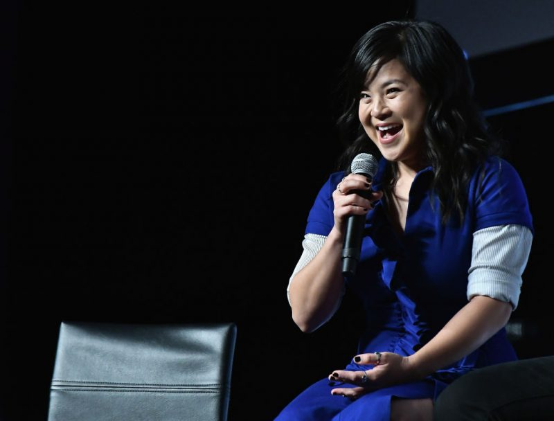 Kelly Marie Tran at Star Wars Celebration