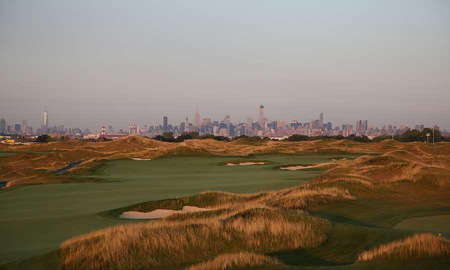 Trump Golf Links Ferry Point