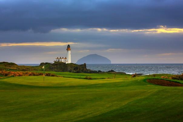 Trump Turnbery Golf Course