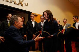 Read Heather Lind's Full Deleted Instagram Post Accusing George H.W. Bush of Assault