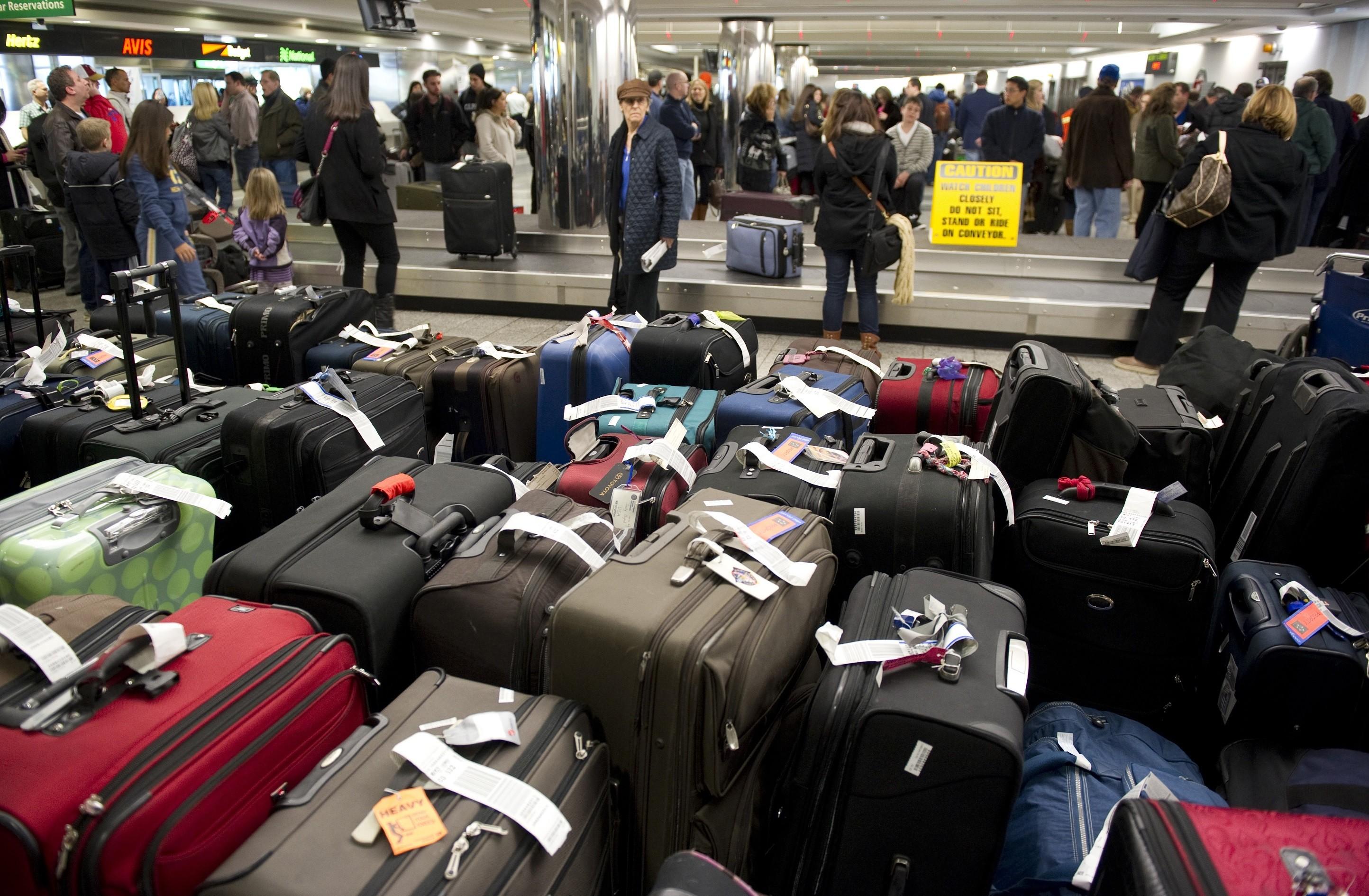 Unclaimed Luggage