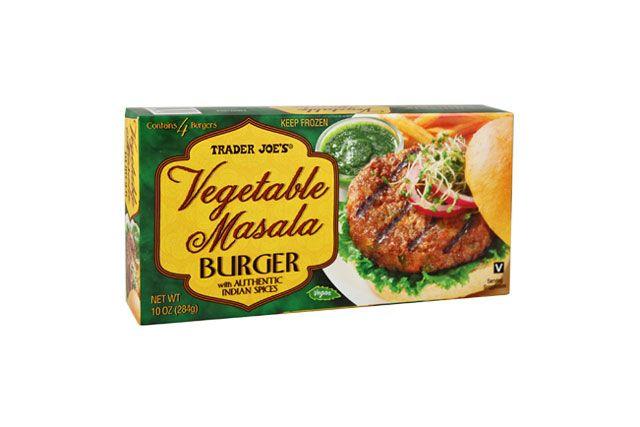 Vegetable masala burgers
