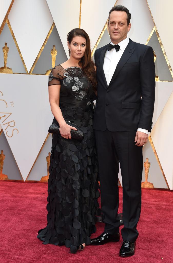 Vince Vaughn and Kyla Webber