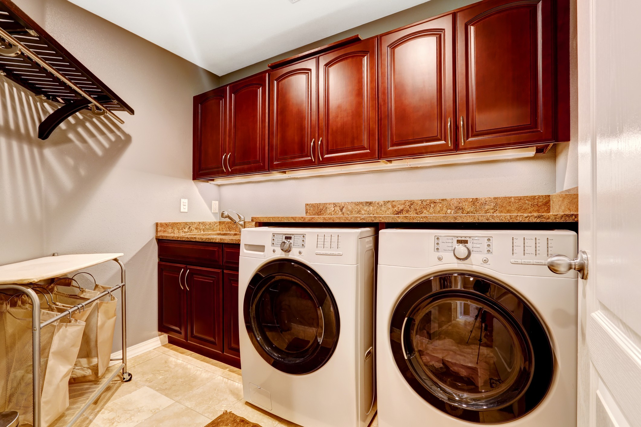Surprising Ways You're Damaging Your Washing Machine and Dryer